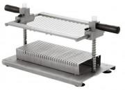 Trancheuse de cuisine en acier - Longueur de coupe : 7 ou 10 cm