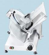 Trancheuse de cuisine professionnelle - Surface de coupe (L x H) : 300 x 275 mm