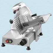 Trancheuse éléctrique à gravité - Surface de coupe (L x H) : 140 x 140 mm