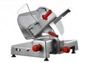 Trancheuse pour boucherie charcuterie - Puissance :370 à 400 Watts - Ø Lame : 300 - 350 mm
