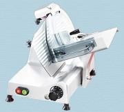 Trancheuse professionnelle à gravité - Surface de coupe (L x H) : 220 x 220 mm