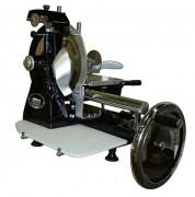 Trancheuse professionnellemanuelle - Capacité de coupe : 230 L x 190 H mm