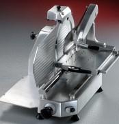 Trancheuse verticale de cuisine professionnelle - Surface de coupe (L x H) : 290 x 275 mm