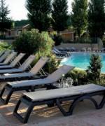 Transat piscine et jardin - Différents modèles
