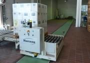 Transbordeur palettes - Charge maxi par palette : 2000 kg