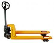 Transpalette avec soupape de sécurité 2500 kg - Hauteur de levée : 80 à 200 mm