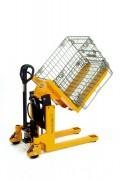 Transpalette basculeur 1000 Kg - Basculeur de palettes électrique