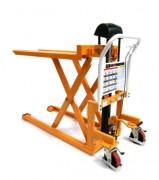 Transpalette grande stabilité - Elévation hydraulique manuelle