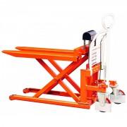 Transpalette haute levée grande stabilité - Capacité : 500 - 1000 kg