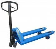 Transpalette léger pour professionnels - Ecartement extérieur des fourches : 520 mm