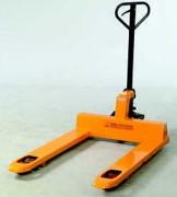 Transpalette manuel à larges fourches - Capacité de levage (Kg) : 2000 - 2500 - 3000