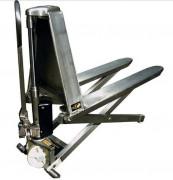 Transpalette manuel haute levée inox 316 - Capacité 1000 kg