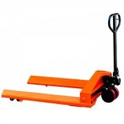 Transpalette manuel porte bobine - Capacité : 1500 - 1800 kg