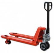 Transpalette manuel pour tous types de charges - Capacité 2500 kg - Hauteur d'élévation : 200 mm