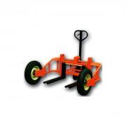 Transpalette manuel tout terrain - Capacité :1000 - 1250 kg