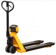 Transpalette peseur à imprimante - Capacité : 2000 kg