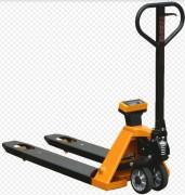 Transpalette peseur manuel 2000 kg - Capacité de charge : 2000kg/1kg