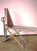 Transpalette semi inox - Capacité de charge (Kg) : 1000