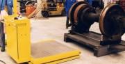 Transpalette sur coussins d'air - Charge de 1 t à 200 tonnes et plus