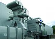 Transport pneumatique déchets imprimerie - Solution complète clé en mains