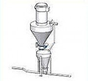 Transport pneumatique poudre - Transport pneumatique basse ou haute pression