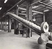 Transporteur à courroie industriel - Transport de charges lourdes - Largeur courroie de 400 à 1000 mm