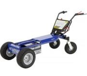 Transporteur de charge électrique à 4 roues Charge 600 Kg - Chariot électrique à brancards HS4L