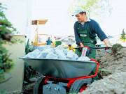 Transporteur électrique - Charge max. 350 kg