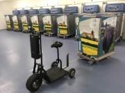 Transporteur électrique professionnel - Transporteur pour la logistique et la manutention