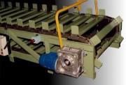 Transporteurs a chaînes - Alimentation 220/380 TRI