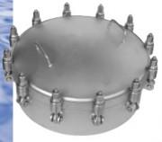 Trappe à pression ronde - Supérieure à 10 bars