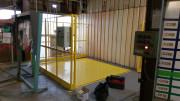 Trappe automatique - Sécurisation de la manutention à l'aide d'un palan