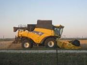 Travaux agricoles moissons  - Réalisation de travaux de moissons (céréales, maïs ...)
