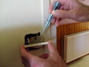 Travaux d'électricité à domicile