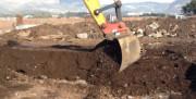 Travaux de dépollution du sol - Traitement réalisé in-situ ou un centre de valorisation