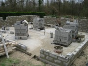 Travaux de maçonnerie - Construction, agrandissement et rénovation