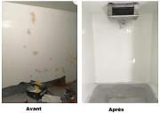 Travaux peinture chantier - Travaux de peinture et de finition des murs, des plafonds et des façades