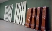 Travaux rénovation persienne métallique - Pièce métallique neuve ou en rénovation