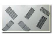 Treillis métallique - Toile à mailles rectangulaires - Réalisable sur mesure