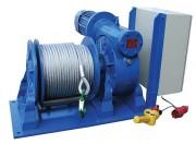Treuil a cable - Plusieurs modèles pour utilisations diverses