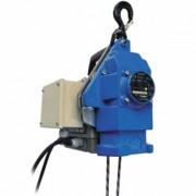 Treuil à câble synthétique - Longueur maximale : 150 m - Résistance à la rupture de la corde : 13,4 kN