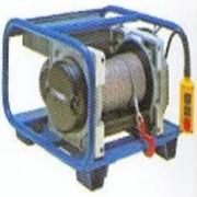 Treuil à tambour motorisé - Capacité (kg) : 250 et 300  (avec ou sans chassis)