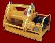 Treuil de halage sur véhicule H9W - Treuil hydraulique de halage