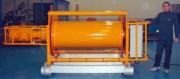 Treuil de lanceur de pont - Treuil de 10 T de levage 5 m/mn