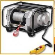 Treuil de Levage chantier - Treuil électrique TRC 200 et 300 kg