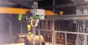 Treuil de levage électrique grande capacité - Levage jusqu'à plusieurs tonnes en standard