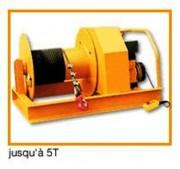 Treuil de levage électrique triphasé - Série L de 300 à 1500kg