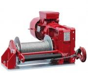 Treuil électrique à câble et levage - Pour charges de 150 à 2100 kg