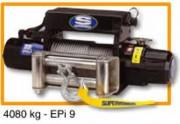 Treuil électrique de halage à frein automatique - EPi 9 - Force 4080 kg