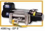 Treuil électrique halage sur véhicules force 4080 kg - EP 9 - Force 4080 kg